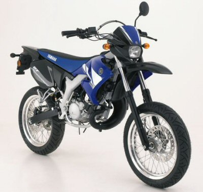 Yamaha DT 50 Supermotard
