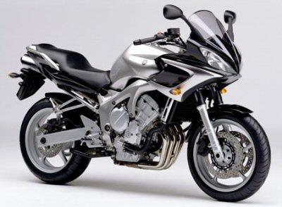 Yamaha FZ 6 Fazer