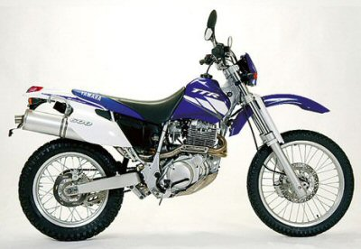 Yamaha TT 600 RE