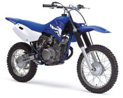 Yamaha TT-R125 LW E