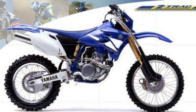 Yamaha WR 450  F 2TRAC