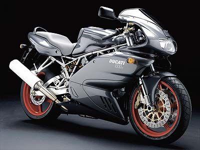 Ducati Supersport 1000 DS Full-fairing