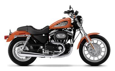 Harley-Davidson XL 883R Sportster