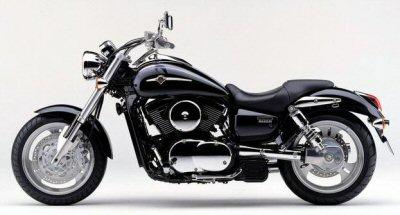 Kawasaki VN 1500 Mean Streak