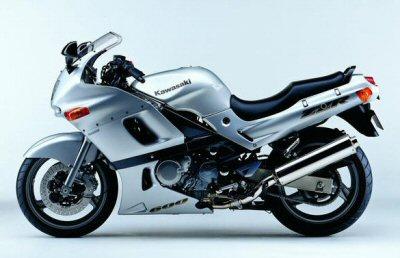 Kawasaki ZZ-R 600