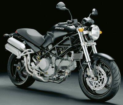 Ducati Monster S2R Dark