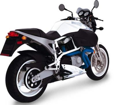 Buell X1W White Lightning
