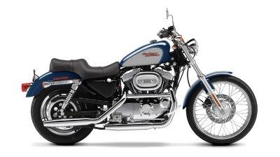 Harley-Davidson XL 1200 C Sportster 1200 Custom