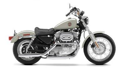 Harley-Davidson XLH 883 Sportster 883 Hugger