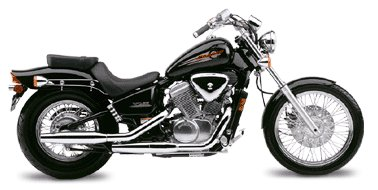 Honda VT 600 C Shadow VLX
