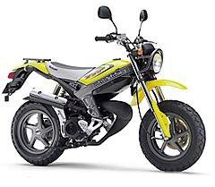Suzuki TR 50 SD