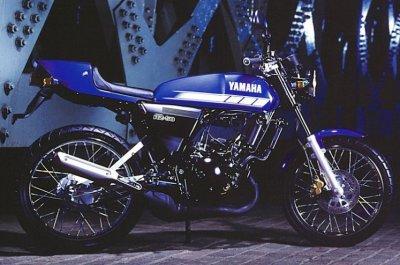 Yamaha RZ 50