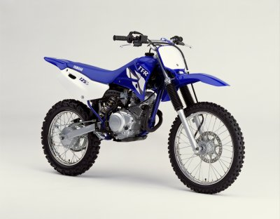 Yamaha TT-R 125 LW