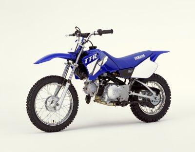 Yamaha TT-R 90