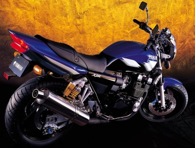 Yamaha XJR 400 R