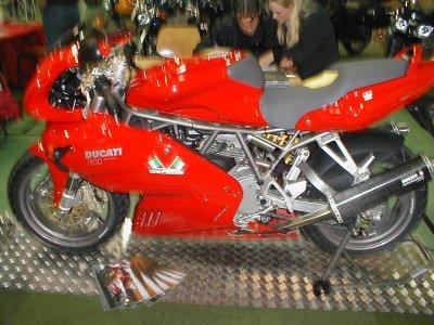 Ducati 900 SS Carenata