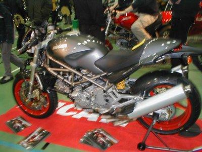 Ducati Monster S 4
