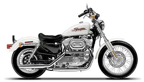 Harley-Davidson Sportster 883 Hugger