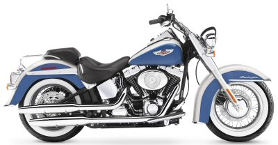 Harley-Davidson FLSTNI Softail Deluxe