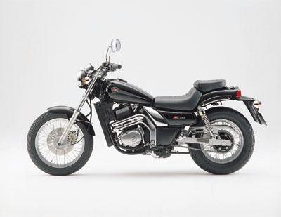 Kawasaki EL 252 Eliminator