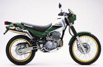 Kawasaki KL250-G5 Super Sherpa
