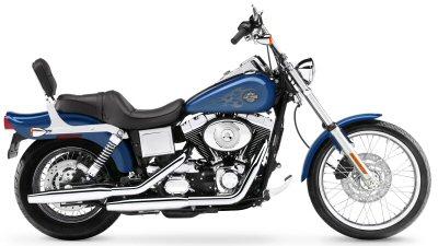 Harley-Davidson FXDWGI Dyna Wide Glide