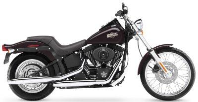 Harley-Davidson FXSTBI Softail Night Train