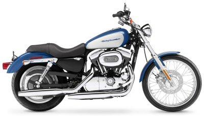 Harley-Davidson XL 1200 C Sportster Custom