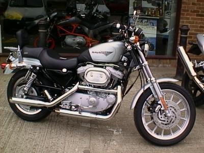 Harley-Davidson XL 1200 S Sportster Sport