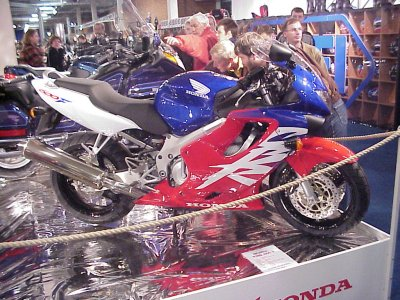Honda CBR 600 F4
