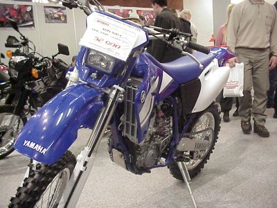 Yamaha WR 400 F