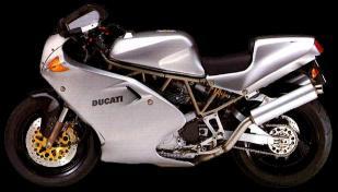 Ducati 900 SS FE