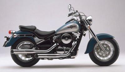 Kawasaki VN 800 C Classic