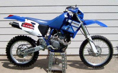 Yamaha WR 400 F Enduro