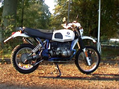 BMW R 80 GS Basic