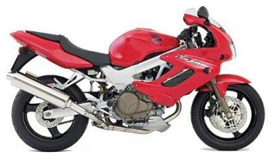 Honda VTR 1000 F Super Hawk