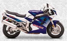Suzuki GSX-R 1100 W