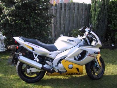 Yamaha YZF 600 S Thundercat