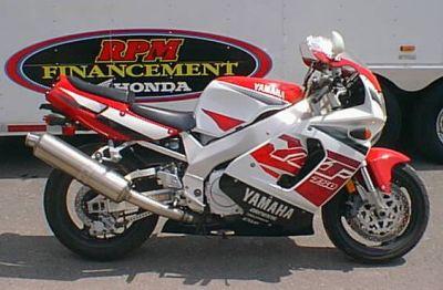 Yamaha YZF 750 R Genesis