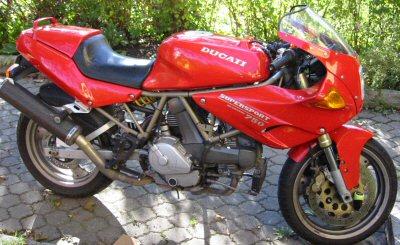 Ducati SS 750 C