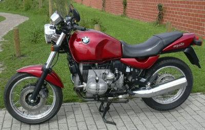 BMW R 100 R Mystik
