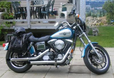 Harley-Davidson 1340 Dyna Low Rider