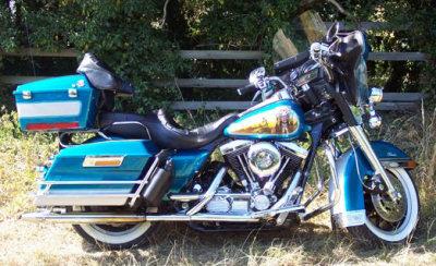 Harley-Davidson 1340 Electra Glide Classic