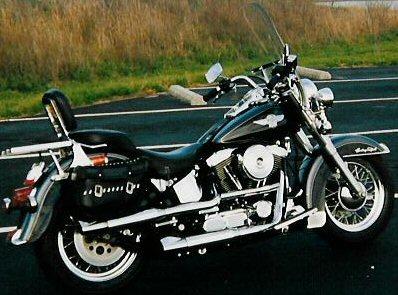 Harley-Davidson 1340 Heritage Softail Special