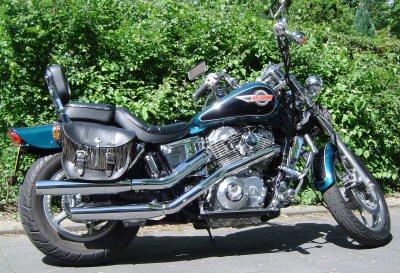 Honda VT 1100 C Shadow