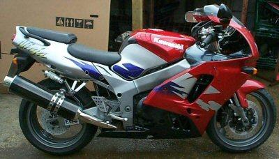 Kawasaki ZX 9 R Ninja
