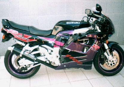 Suzuki GSX-R 1100 WS