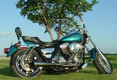 Harley-Davidson 1340 Super Glide