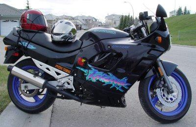Suzuki GSX 750 FR