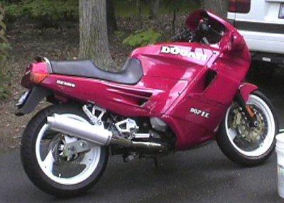 Ducati 907 I.E.